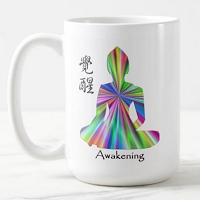 Coffee/Tea Mug - Buddha Awakening of the Soul