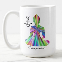 Coffee/Tea Mug - Soul of the Buddha (Compassion)
