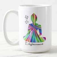 Coffee/Tea Mug - Buddha Enlightenment of the Soul