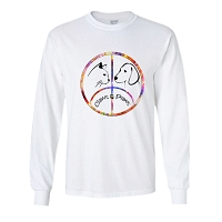 Long Sleeve T-Shirt - Claws & Paws (Light)