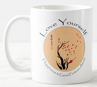 Ceramic Mug - Love Yourself