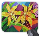 Mouse Pad - Tiger Lilies