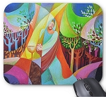 Mouse Pad - Agony in the Gethsemane