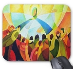 Mouse Pad - The Commissioning