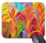 Mouse Pad - Floral