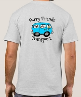 T-Shirt - Furry Friends Transprt