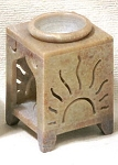 Sun Soapstone Oil Burner