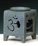Temple Oil Burner