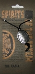 Spirits Pewter Pendant - The Eagle