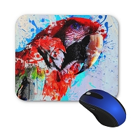 Mouse Pad - Red Macaw