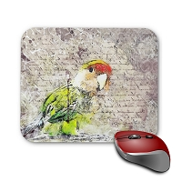 Mouse Pad - Lovebird 2