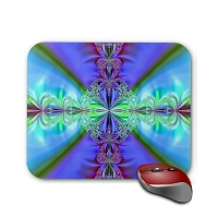 Fantasy Mouse Pad - Abstract Art 1