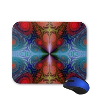 Fantasy Mouse Pad - Abstract Art 3