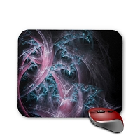 Fantasy Mouse Pad - Abstract Art 4