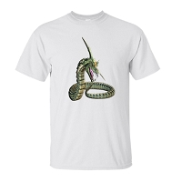 T-Shirt - Dragon Serpent (#2)