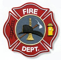 Fire Department Stepping Stone