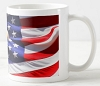 Mug - USA Flag with Eagle