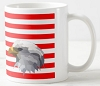 Mug - USA Flag Eagle