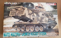 DML Model Kit # 3522 - NATO Multiple Launch Rocket System (MLRS)