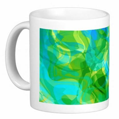 Mug - Color Spectrum Green
