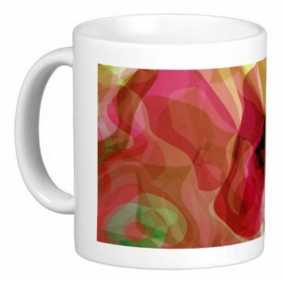 Mug - Color Spectrum Redish