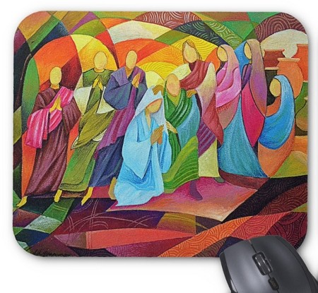 Mouse Pad - Wedding at Cana