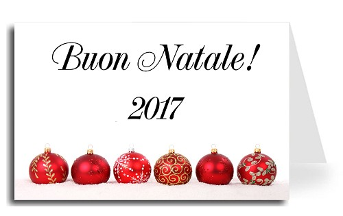 Greeting cards holiday christmas made in usa christmas balls italian greeting card christmas balls merry christmas french vanilla swirl font m4hsunfo