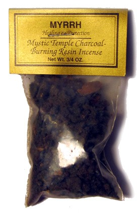 Myrrh - Healing & Protection