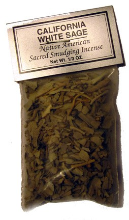Native American Herbal Blends - California White Sage
