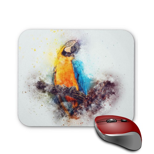 Mouse Pad - Blue & Gold Macaw 3