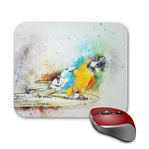 Mouse Pad - Blue & Gold Macaw 4