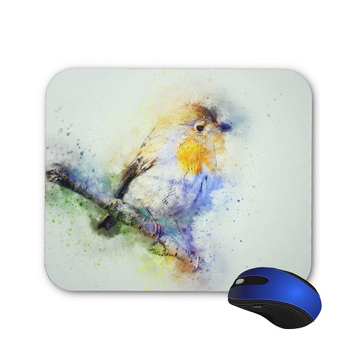 Mouse Pad - Laysan Finch Finch