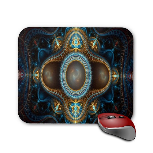 Fantasy Mouse Pad - Abstract Art 5