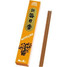 Morning Star 50 Sticks - Amber