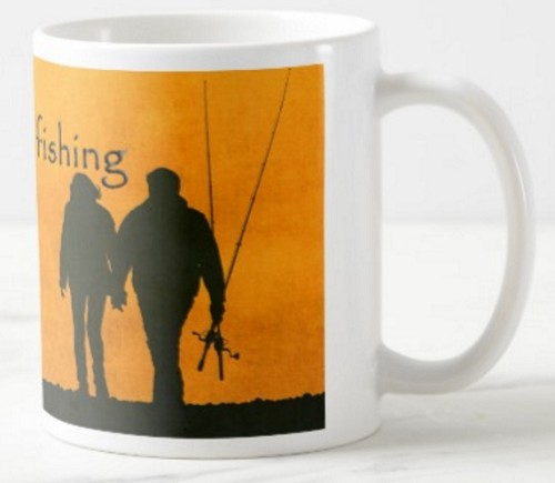 Mug - We'd rather be fishing (Couple)
